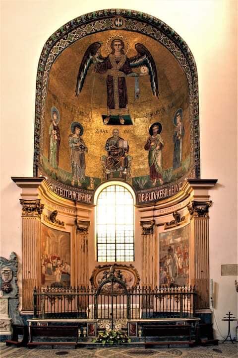 cattedrale san matteo 43 abside minore