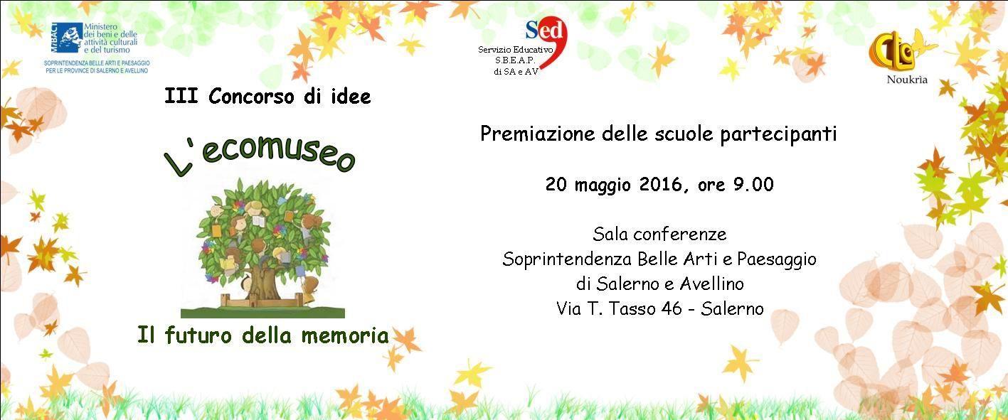 III edizione Ecomuseo