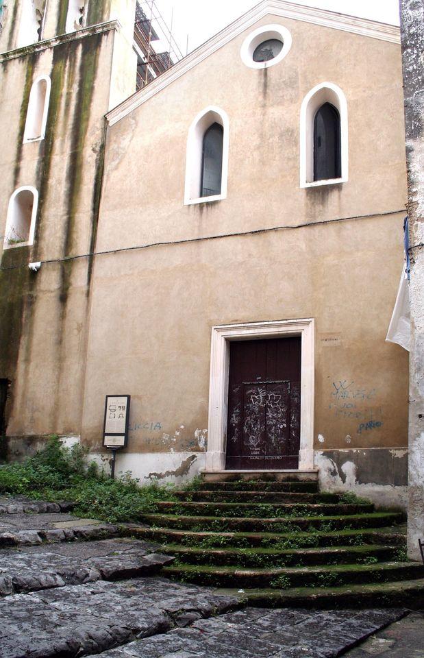 Chiesa santa Maria de Lama facciata