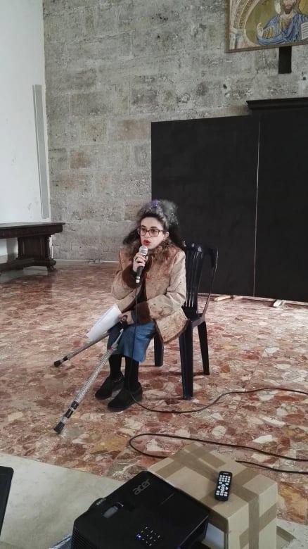 giornata disabilità 2020 teatro terapia con ferrante
