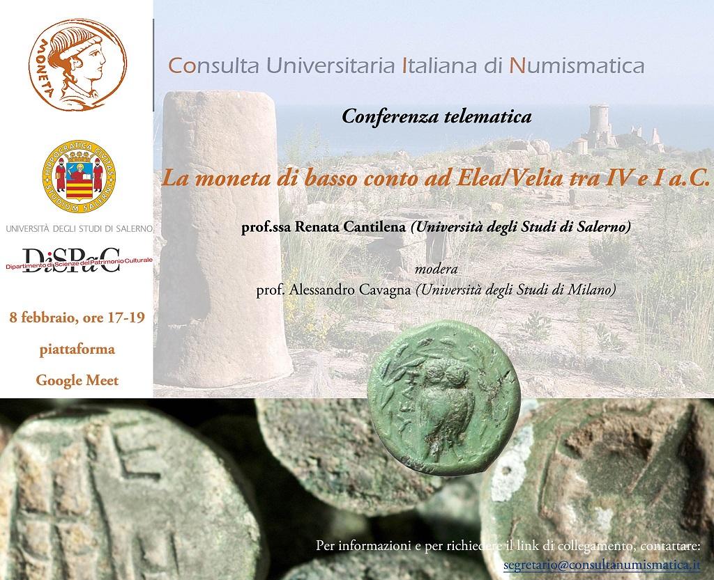 conferenza le monete di basso conto