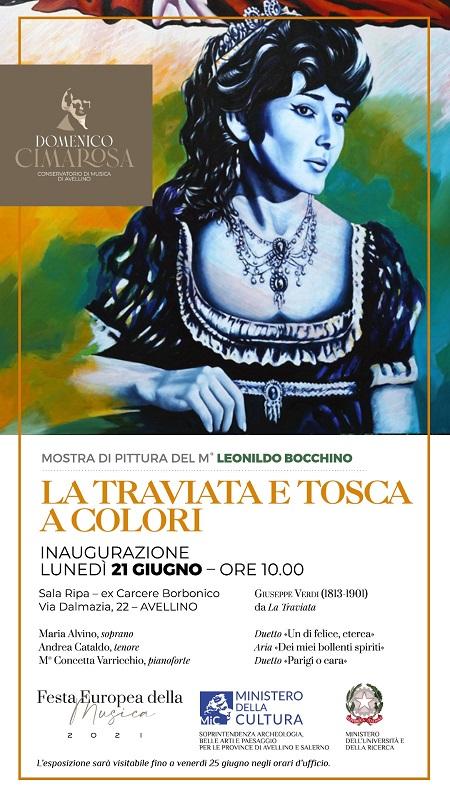festa della musica 2021 traviata e tosca