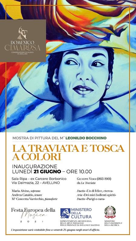 festa della musica 2021 traviata e tosca 2