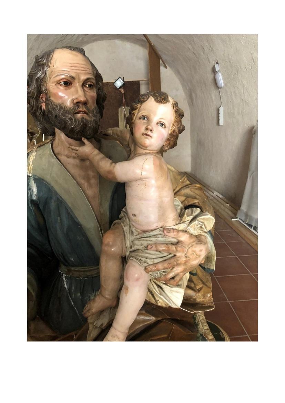 restauro Duomo 2021 falchi
