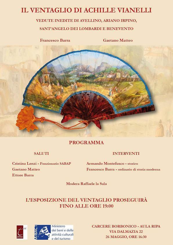 il ventaglio Achille Vianelli