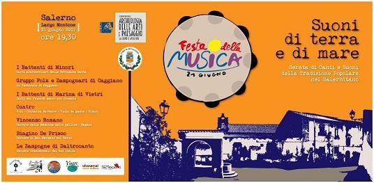 festa della musica 2017 - Salerno