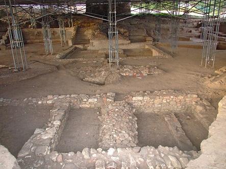 nuovi scavi Velia 7