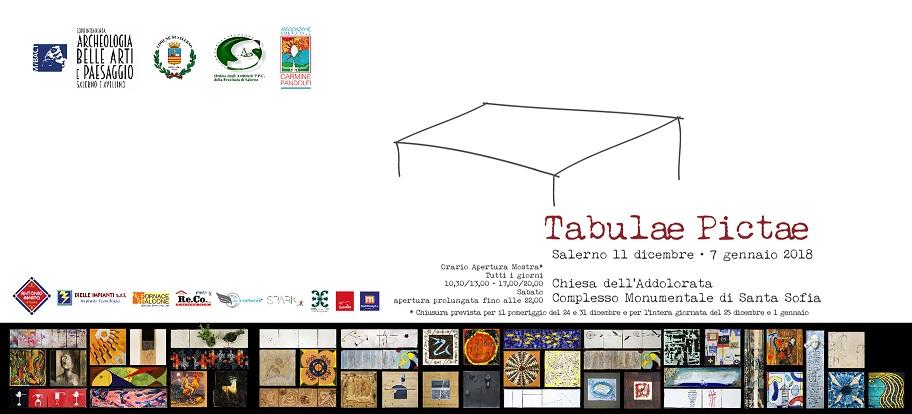 Banner tabulae