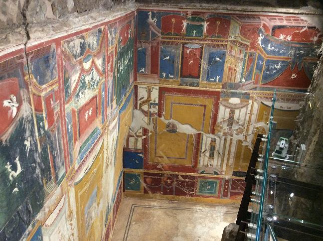 villa romana Positano 2