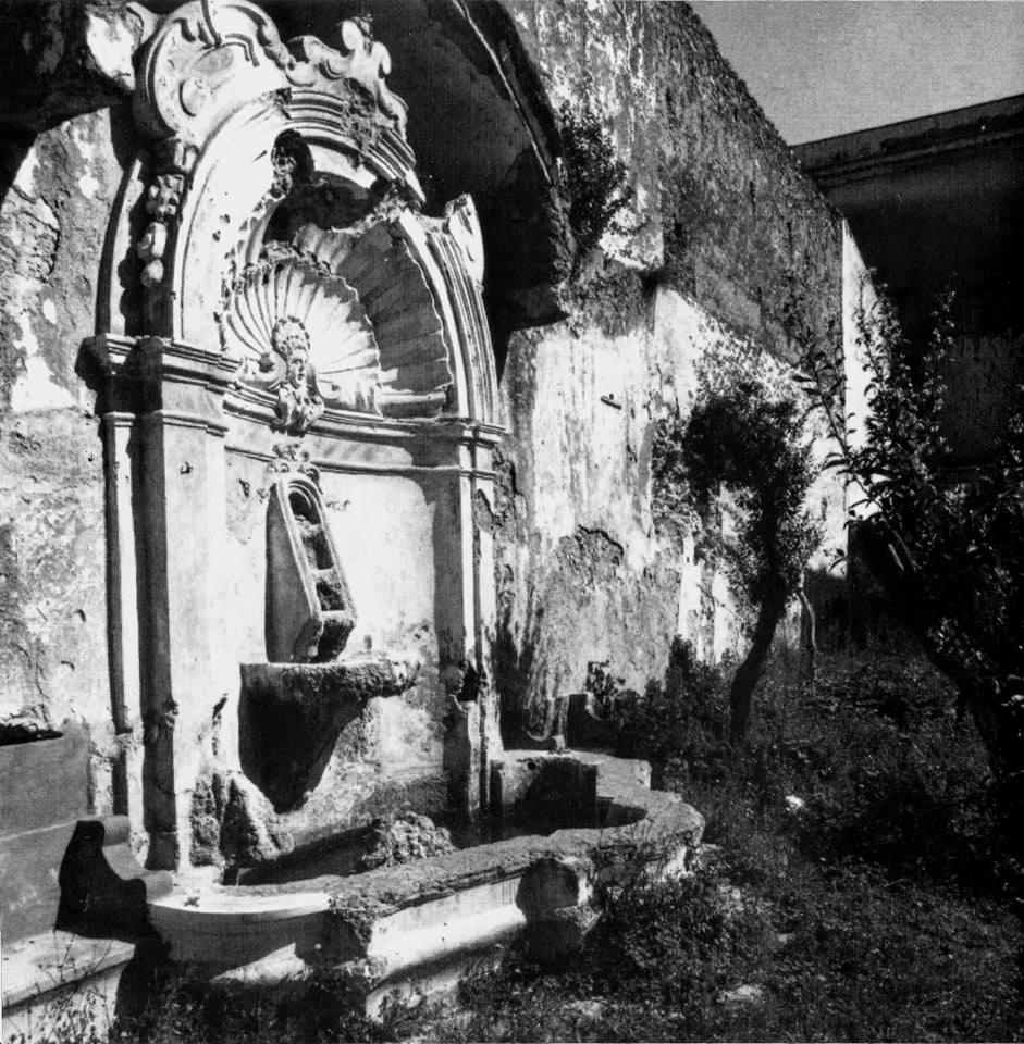 fontana palazzo santamaria