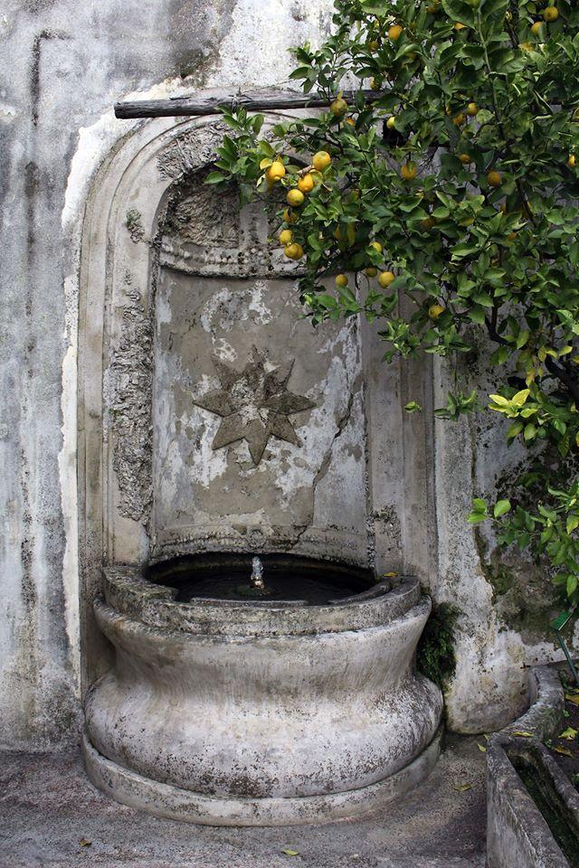 fontana giardino della minerva parte II 3
